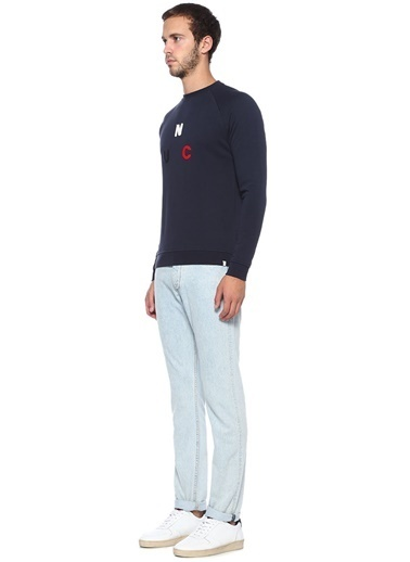 Minimum Sweatshirt Lacivert